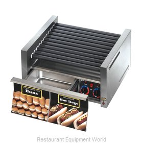 Star 50SCBDE Hot Dog Roller Grill