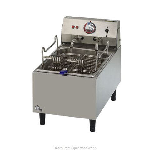 Star 510FF Fryer Counter Unit Electric Full Pot
