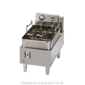 Star 515EF Fryer Counter Unit Electric Full Pot