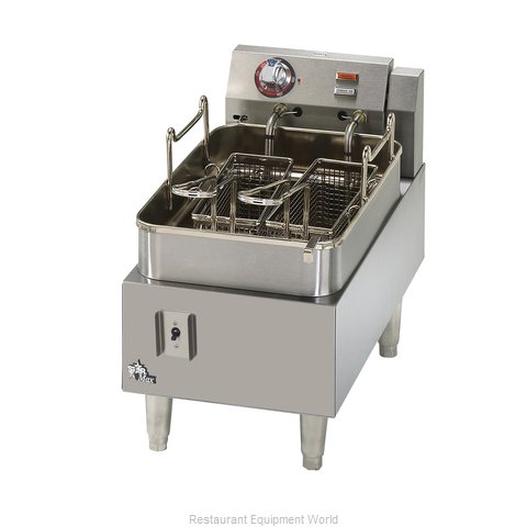 Star 515F Fryer, Electric, Countertop, Full Pot
