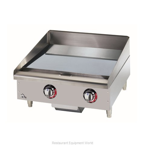 Star 524CHSF Griddle Counter Unit Electric