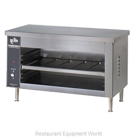 Star 524SBA Cheesemelter, Electric