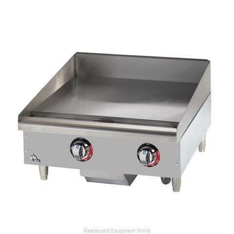 Star 524TGF Griddle, Electric, Countertop