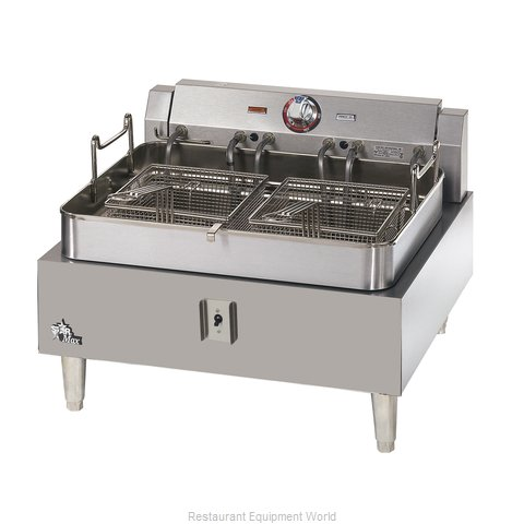 Star 530FF Fryer, Electric, Countertop, Full Pot (Magnified)