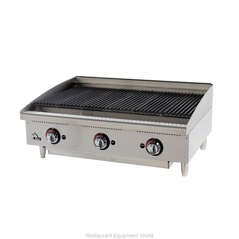 Star 6136RCBF Charbroiler, Gas, Countertop (Magnified)