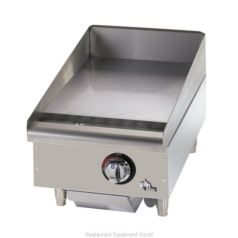 Star 615MF Griddle Counter Unit Gas