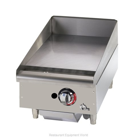 Star 615TF Griddle Counter Unit Gas