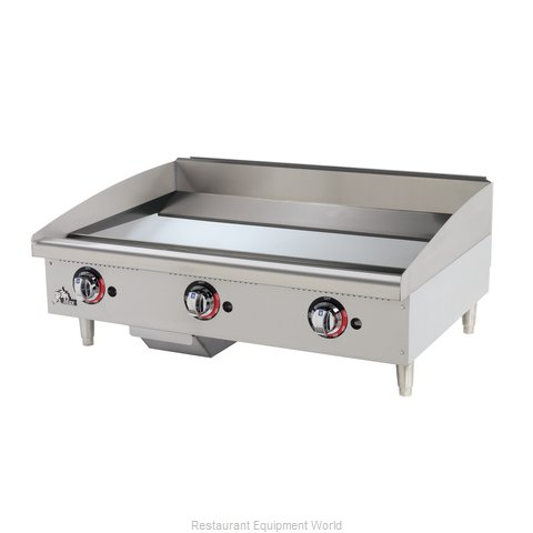 Star 636TCHSF Griddle, Gas, Countertop