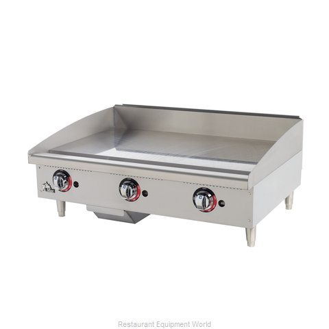 Star 636TF Griddle Counter Unit Gas