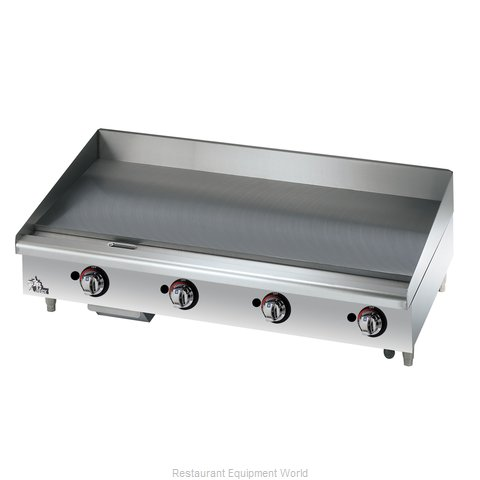 Star 648MF Griddle Counter Unit Gas