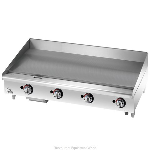 Star 648TF Griddle Counter Unit Gas