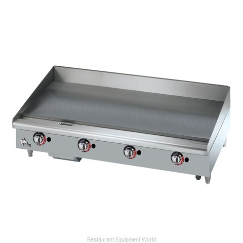 Star 648TSPF Griddle Counter Unit Gas