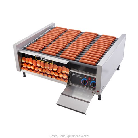 Star 75CBD Hot Dog Grill