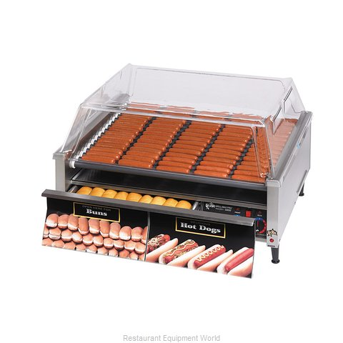 Star 75SCBD Hot Dog Roller Grill