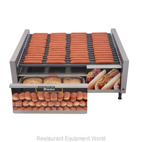 Star 75SCBDE Hot Dog Roller Grill