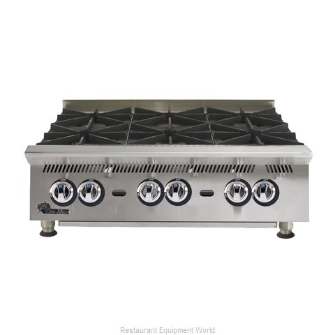 Star 808HA Hotplate, Countertop, Gas