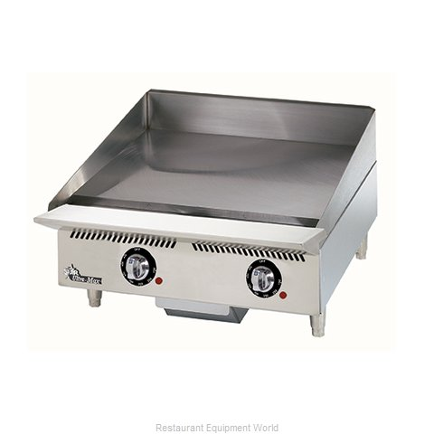 Star 824TA Griddle Counter Unit Gas