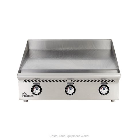 Star 836MA Griddle Counter Unit Gas