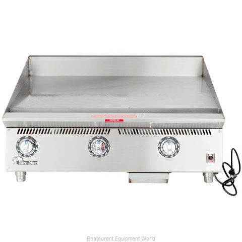 Star 836TSA Griddle Counter Unit Gas