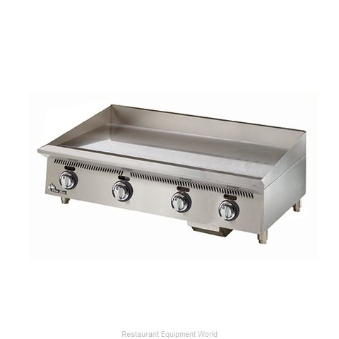 Star 848MA Griddle Counter Unit Gas