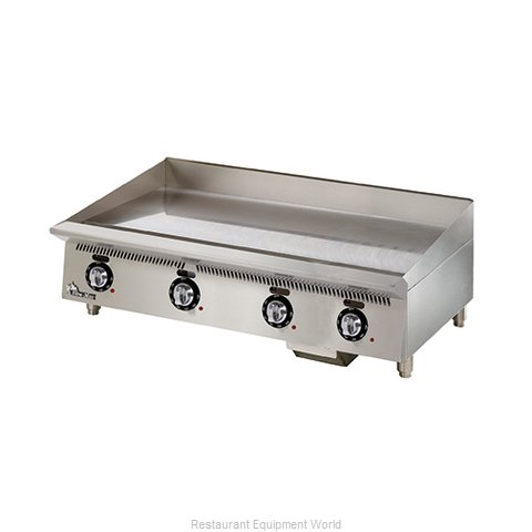 Star 848TA Griddle Counter Unit Gas