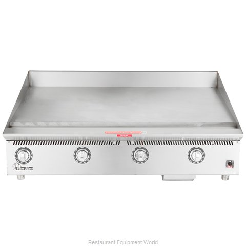 Star 848TSA Griddle Counter Unit Gas (Magnified)