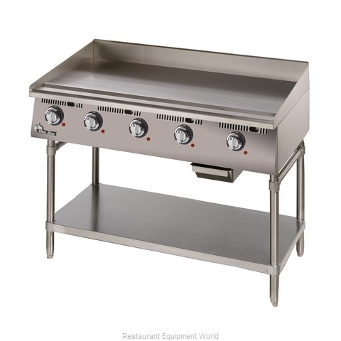 Star 860TA Griddle Counter Unit Gas