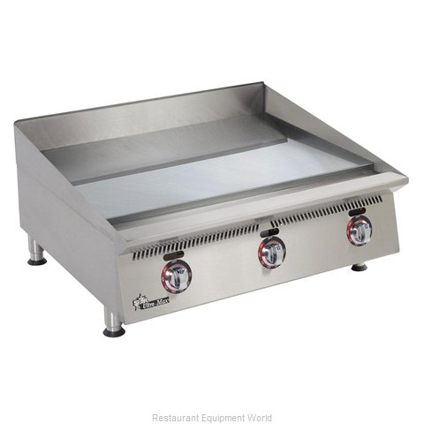 Star 860TSCHSA Griddle Counter Unit Gas