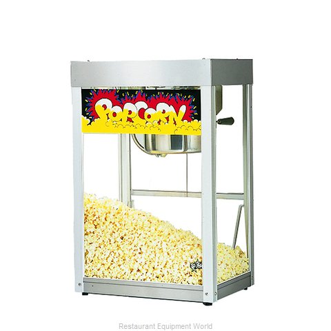 Star 86S Popcorn Popper (Magnified)