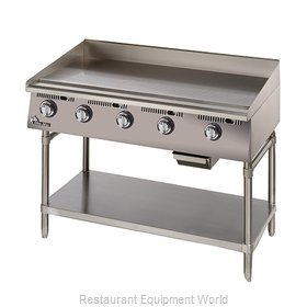 Star 872TA Griddle, Gas, Countertop