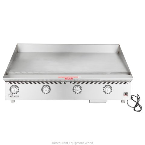 Star 872TSA Griddle Counter Unit Gas (Magnified)