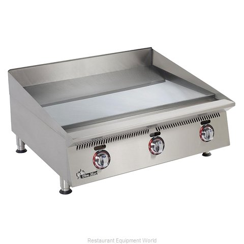 Star 872TSCHSA Griddle Counter Unit Gas