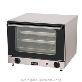 Star CCOQ-3 Oven Convection Countertop Electric