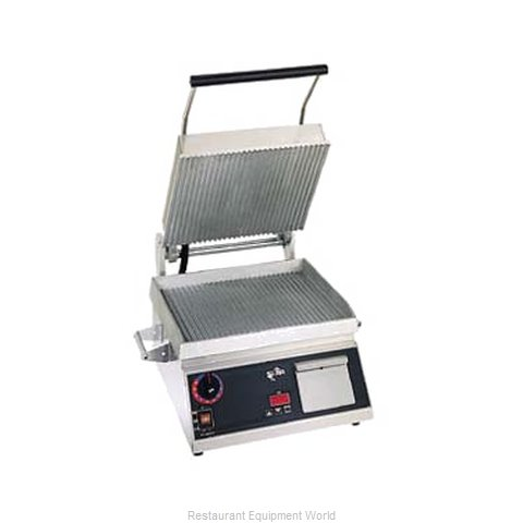 Star CG14IB Electric Panini Grill