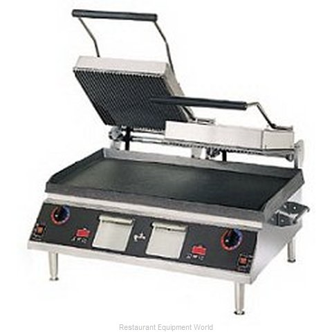 Star CG28IB Double Electric Panini Grill (Magnified)