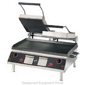 Star CG28IB Double Electric Panini Grill
