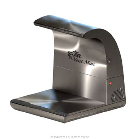 Star CV1L Ventless Exhaust Hood System (Magnified)
