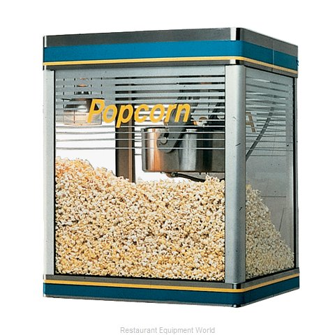 Star G18-Y 18oz. Popcorn Popper