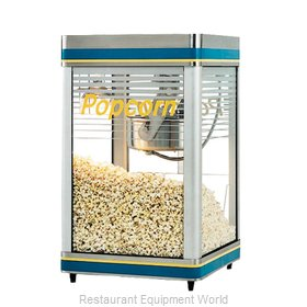 Star G8-Y 8oz. Popcorn Popper
