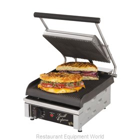 Star GX10IG Electric Panini Grill