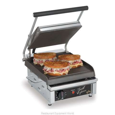 Star GX10IS Electric Panini Grill