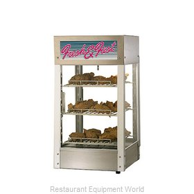 Star HFD-1 Display Case, Hot Food, Countertop