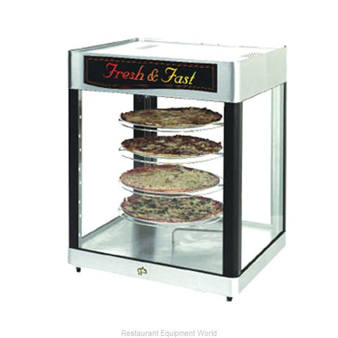 Star HFD3APTP Display Case Hot Food Countertop (Magnified)