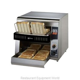 Star QCS1-350-120V Toaster, Conveyor Type, Electric