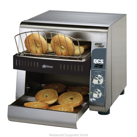 Star QCS1-500B Toaster Conveyor Type Electric