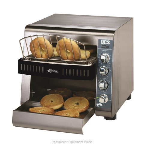 Star QCS2-1200B Toaster Conveyor Type Electric (Magnified)