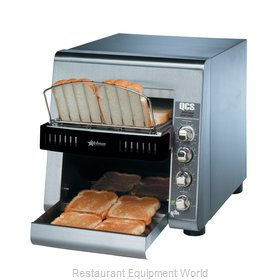 Star QCS2-500 Toaster Conveyor Type Electric