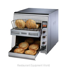 Star QCS2-600H-208V Toaster, Conveyor Type, Electric
