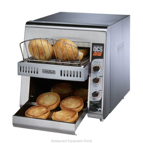 Star QCS2-600HA Toaster Conveyor Type Electric (Magnified)