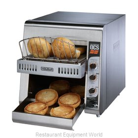 Star QCS2-600HA Toaster Conveyor Type Electric